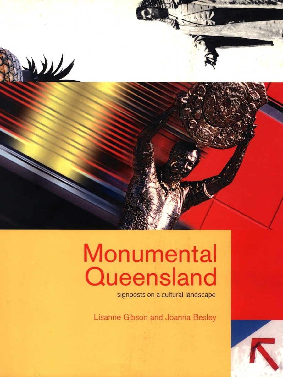 Monumental Qld cover