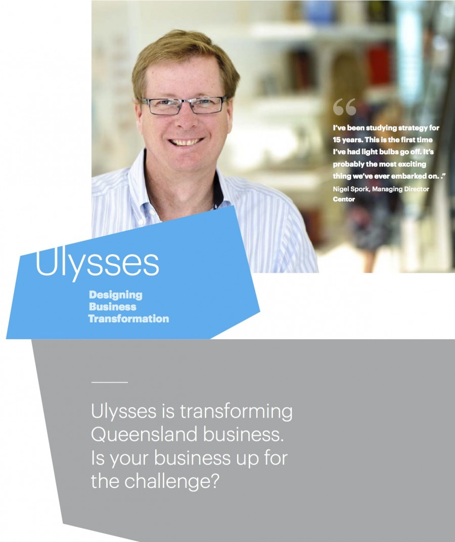 Ulysses profile cover